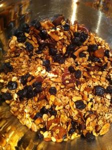 Vegan Handmade Granola